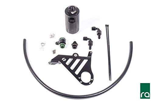 Radium Engineering PCV Catch Can Kit for 2013+ Ford Focus ST/16+ Focus RS
