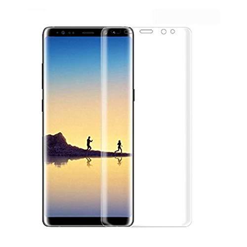 Película de Gel Samsung Galaxy Note 8 N950 Cobre Tela Toda