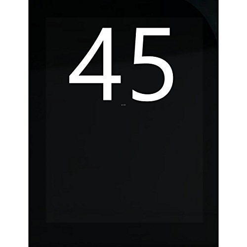 45th President Political Apparel Number 45 Incognito Meaning - Sticker