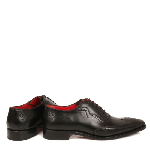 Jeffery West O'Toole Noir Brogues