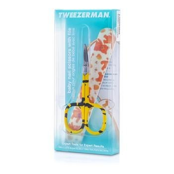 Tweezerman Baby Nail Scissors - by Tweezerman