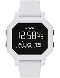 Womens Siren Digital Watch White 38mm · NIXON