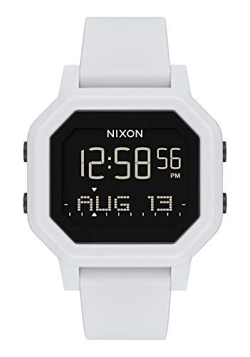 Nixon Women's Siren Digital Watch White 38mm