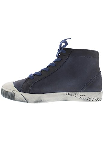 Kip405sof Donna navy A Sneaker 004 Alto Softinos Collo Blu 4cqgHwd