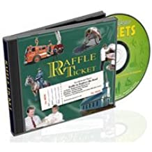 Raffle Ticket Software (Cd)