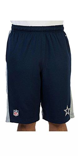 Nike Mens NFL Dallas Cowboys Fly 2.0 Shorts Small Navy (Dallas Cowboys Shorts)