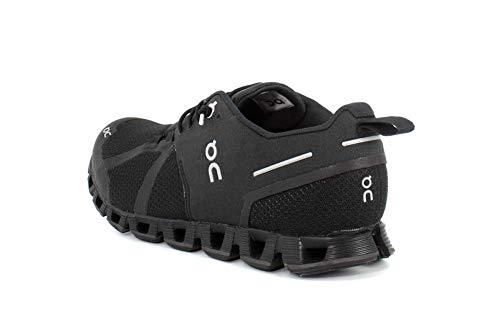 On Lunar Lunar Shoes Cloud Black Women's Black Running Road Waterproof 1AqrwF1x4