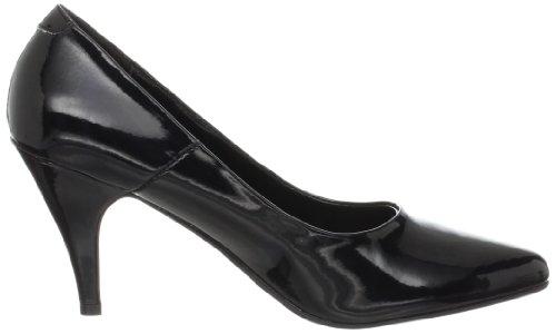 Halloween Zapatos disfraces PUMP de Carnival de 420 Funtasma Black Patent FaY1xCqZ