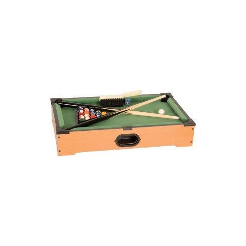 CHH 21 Mini Pool Tabletop Game Set