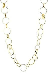 Trina Turk Gold Link Necklace