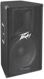 - Peavey 115D 400 Watt Loudspeaker