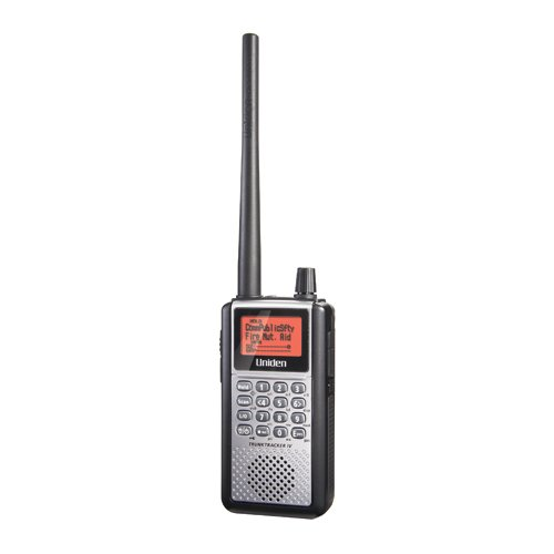Uniden BCD396XT Handheld TrunkTracker IV Digital Police Scanner, Outdoor Stuffs