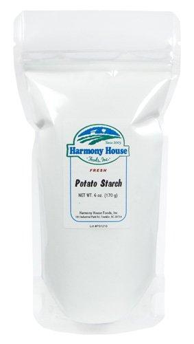 Harmony House Foods Potato Starch (6 Oz Zip Pouch)