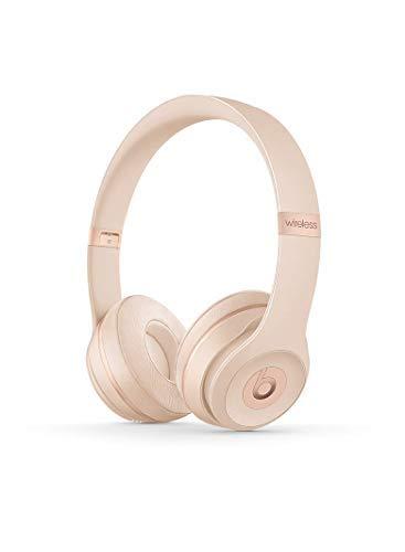 Beats Solo3 Wireless On-Ear Headphones - Matte Gold