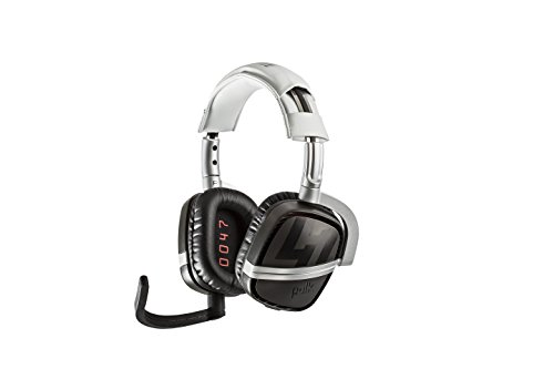 Polk Audio Pro Limited Edition Hitman Contract Edition Gaming Headset – PlayStation 4