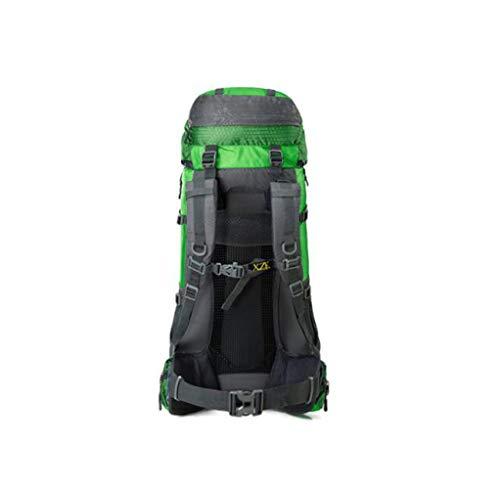 55 Impermeabile Green Uomo Zaino Zaini Borse Viaggio Da Alpinismo 5l Laptop Sacchetto Per Donna HEwwBYqp