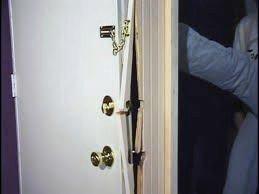 Door Jamb Pro - 48'' Door Frame Reinforcement Strike Plate; Fits 1 3/4'' Thick Entry Doors by Door Security Pro (Image #4)