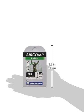 Michelin Chambre /à Air Aircomp Latex 700x22//23