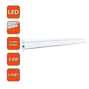 LEDVANCE Osram 3.8W Led 1 Feet Batten Light, Warm White