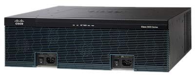 Cisco 3945 Voice Bundle - Router - Sprach- / Faxmodul - Gigabit Ethernet - Desktop - PVDM3-64, UC License PAK