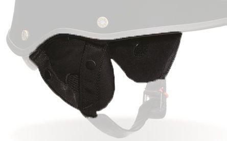 Helmet Ear Pads - Bell Drifter DLX Ear Pads Black