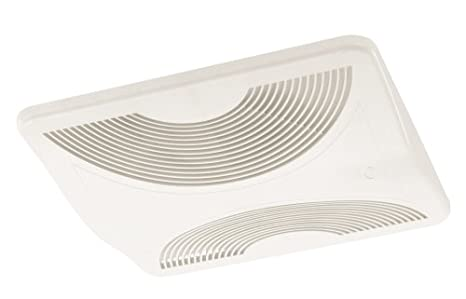 Superbe Hunter 82031 Energy Star Ultra Quiet Bathroom Fan, White