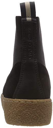 990 Noir Boots O'Polo Femme Schwarz Marc Chelsea zaqwZ