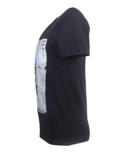LIVE YOUR LIFE T-Shirt - schwarz