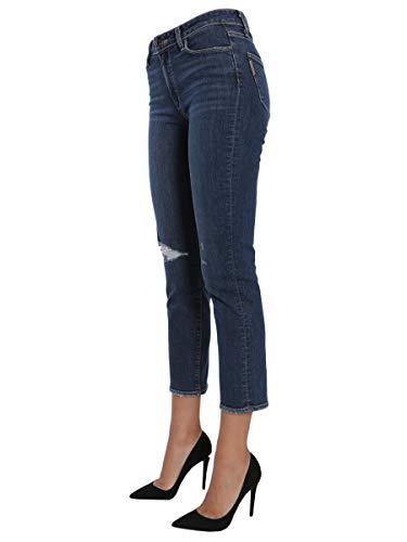 Azul Jeans Algodon 33609844784 Paige Mujer ZEqP1qnIB