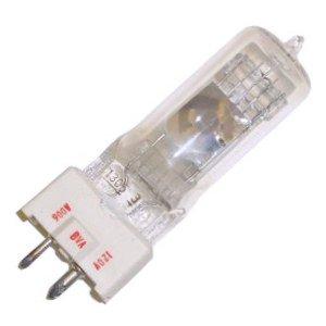 (Ushio 1000088 - BVA - Stage and Studio - Projector - 900 Watt Light Bulbs - 120 Volts - GY9.5 Base - 3300K)