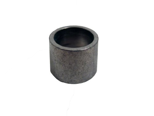 GN 609.5 Series Stainless Steel Metric Size Spacer Bushings for Indexing Plungers, 10mm Bore Diameter, 12mm Item Diameter, 6mm Item Length