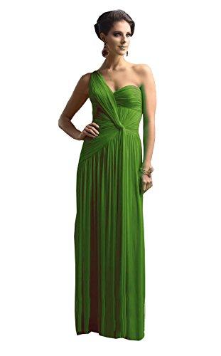 Terani Coutture J1138 Women's Evening Dress 8 Green