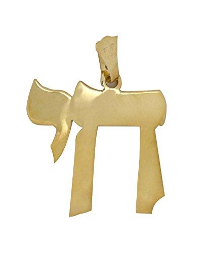(Jewish Jewelry 14K Gold