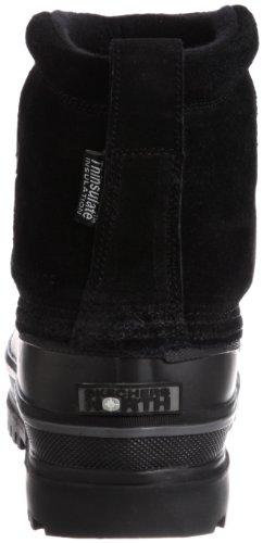 SKECHERS USA REVINE la bota del tobillo Black