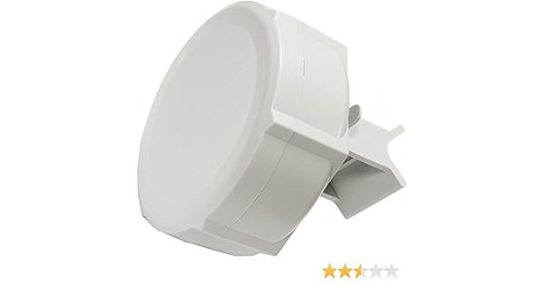 Mikrotik SXT Lite5 AC Energía sobre Ethernet (PoE) Blanco - Punto de Acceso (IEEE 802.11ac,IEEE 802.11b,IEEE 802.11n, 256-QAM, 16 MB, 64 MB, 80 MHz, ...