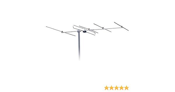 Wittenberg Antennen Uks 5 5 Elemente Ukw-antena: Amazon.es ...