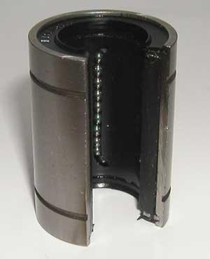 - 20mm Open Bearing/Bushing Linear Motion VXB Brand