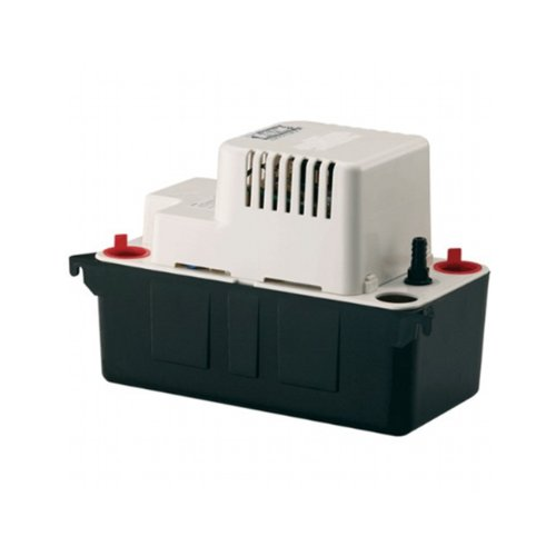 Little Giant 554425 VCMA-20ULS Automatic Condensate Removal Pump with Safety Switch, 1/30 HP, 115 volts
