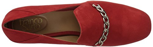 Franco Sarto Womens Layola Pump Ibisco Rosso