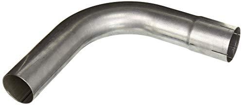 Heavy Duty Manufacturing 12-250A Aluminized Elbow (90 Degree , One End OD, One End ID) by Heavy Duty Manufacturing