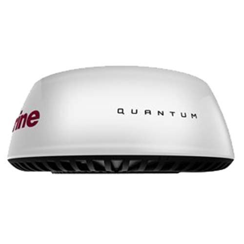 Raymarine Radomes (Raymarine Quantum Q24C Radome w/Wi-Fi & Ethernet - 10M Power & 10M Data Cable Included)