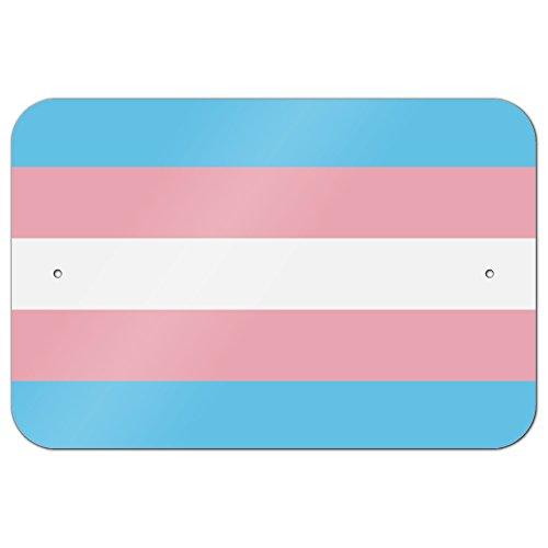 Graphics and More Transgender Trans Pride Flag Original Blue