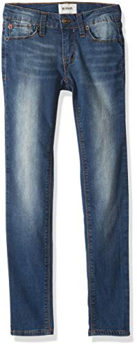 HUDSON Girls' Big Super Stretch Jean, Christmas Northern Light, 10]()
