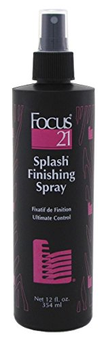 Focus Splash Finishing Ultimate Control