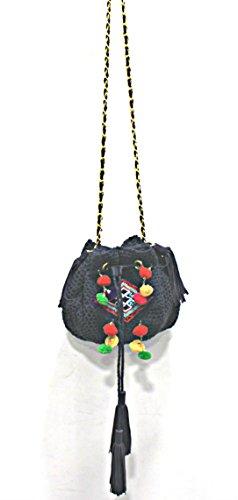 nOawYxqU Crochet 1964 Bolso praxis Sitara Marino tox Azul wg7Z68xq