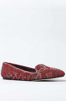 House of Harlow 1960 Women's The Zenith Shoe 6 Raspberry