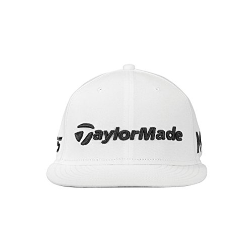 TaylorMade Golf 2018 Men's New Era Tour 9fifty Hat, Grey, One Size