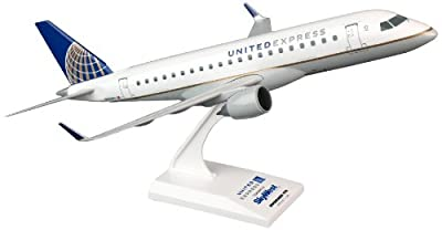 Daron Skymarks REG#N103SY United ERJ175 1/100 SkyWest Aircraft Model