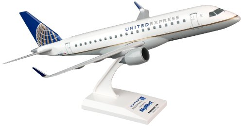 Airlines United Aircraft - Daron Skymarks REG#N103SY United ERJ175 1/100 SkyWest Aircraft Model