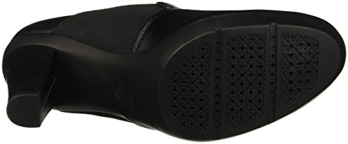 B para de D Inspiration Geox Zapatos Negro Tacón Mujer Blackc9999 Rw6ZAE